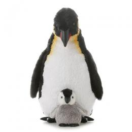 皇帝ペンギン親子 (Emperor Penguin with Baby)